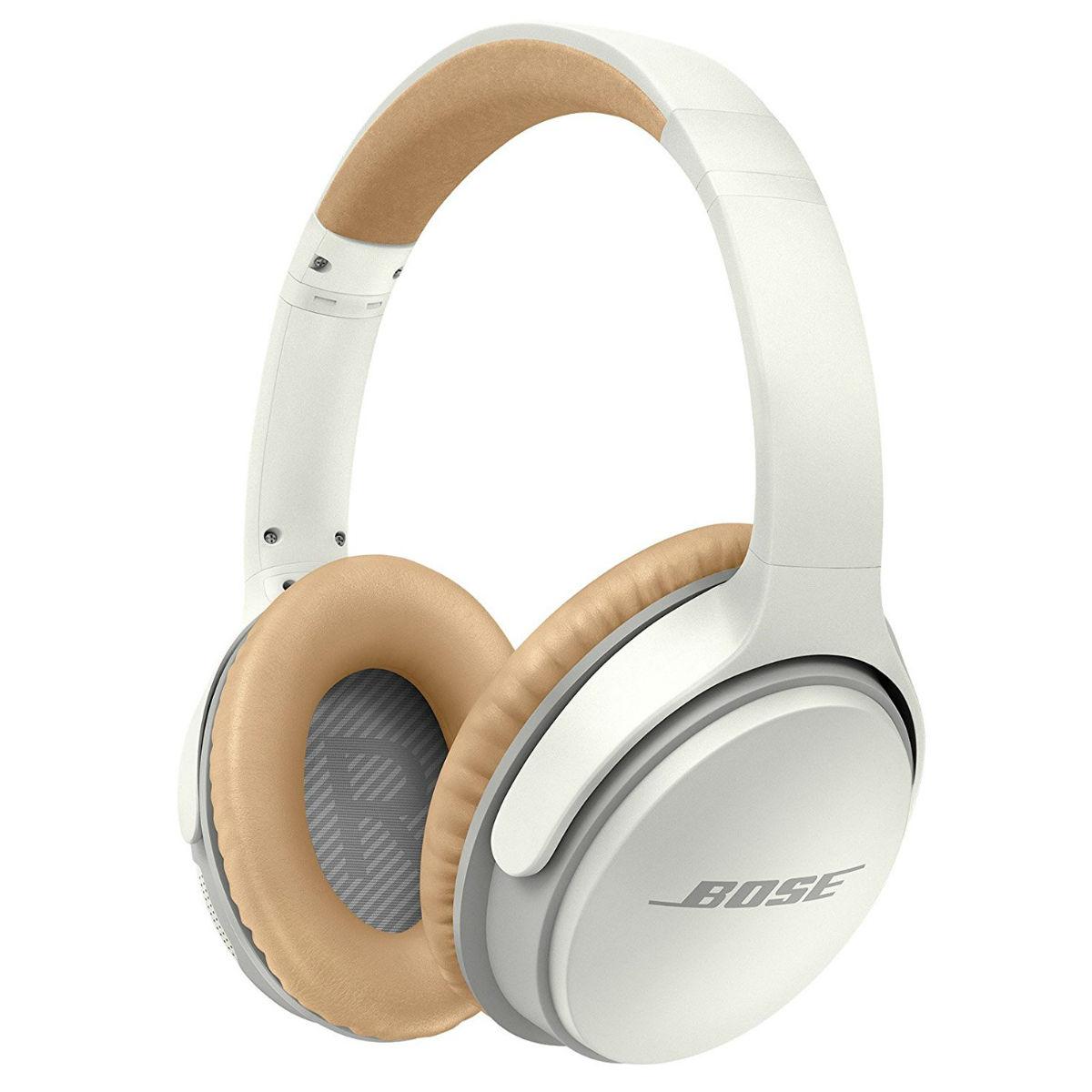 Soundlink around-ear wireless headphones, £199.95, Bose