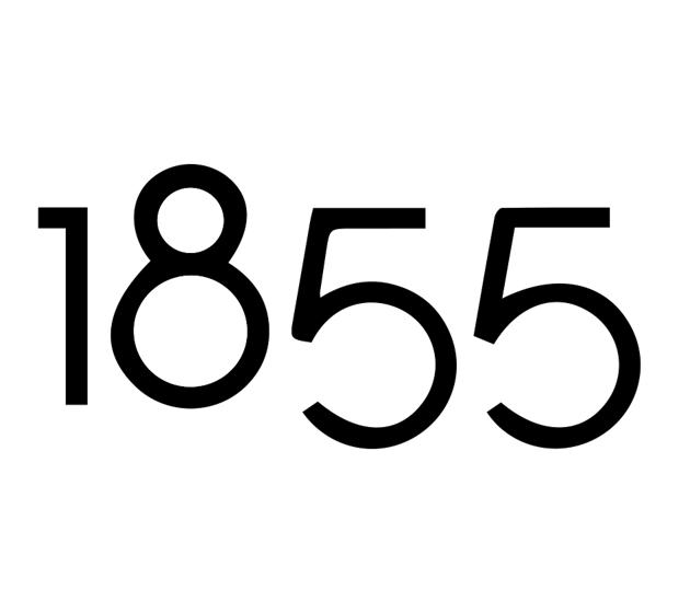 1855 Wine Bar logo