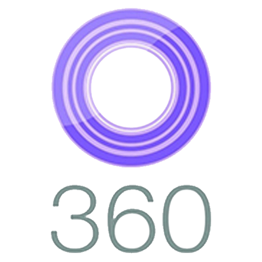 360 Champagne and Cocktails logo