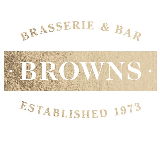 Browns Bar & Brasserie logo
