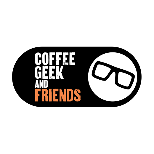 Coffee Geek and Friends logo