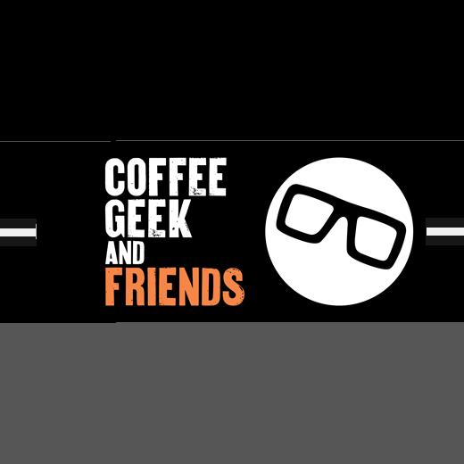 Coffee Geek and Friends logo