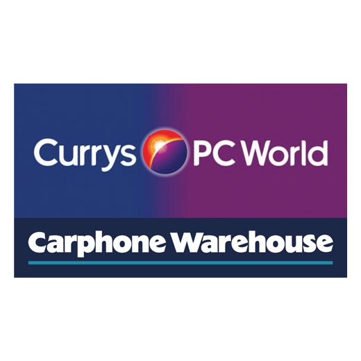 Curry PC world Carphone Warehouse Logo