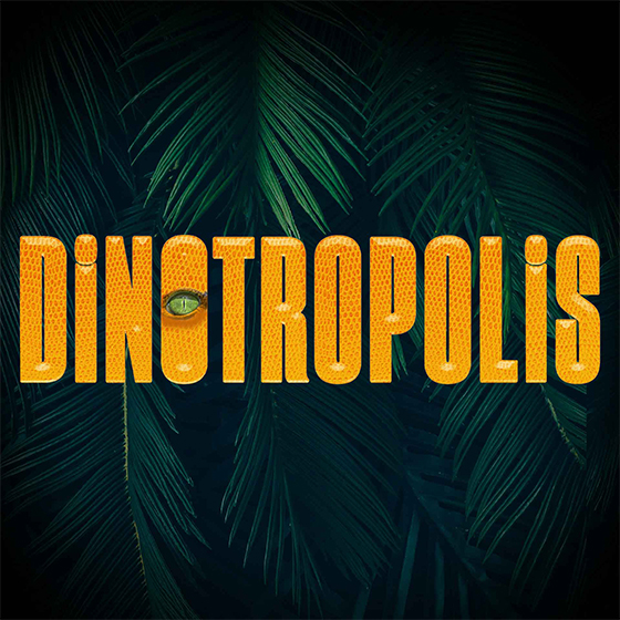 Dinotropolis logo