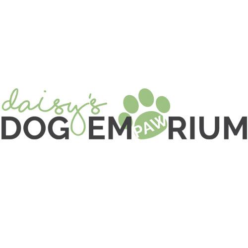Daisy's Dog Empawrium logo