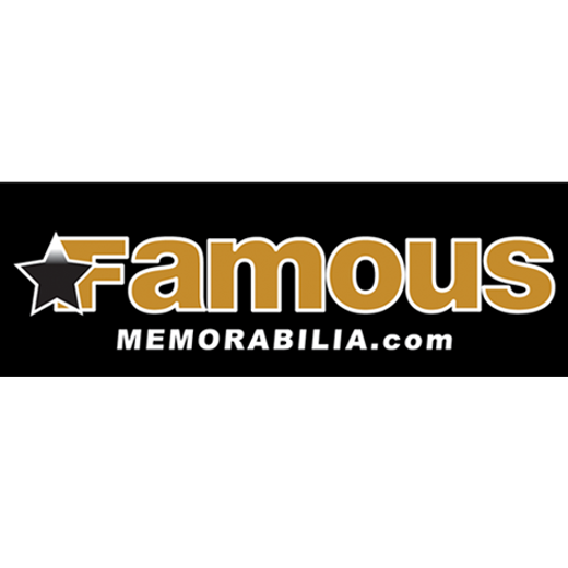 Famous Memorabilia