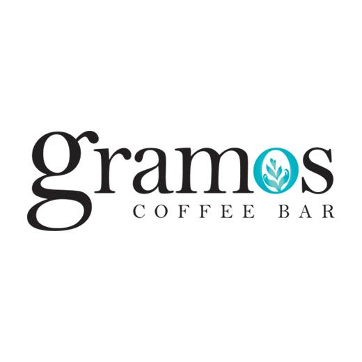 Gramos Coffee logo