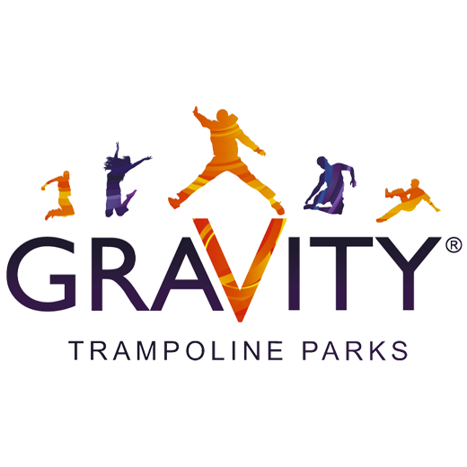 Gravity Trampoline Parks logo