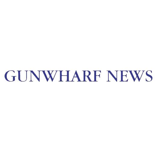 Gunwharf News logo