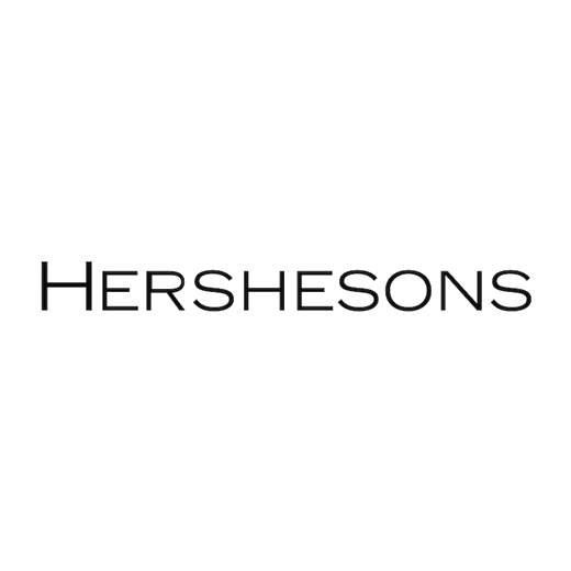 Hershesons at One New Change logo