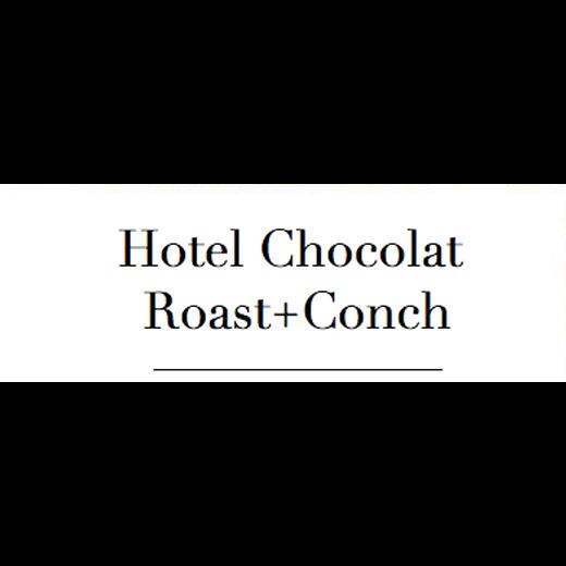 Hotel Chocolat Roast+Conch logo