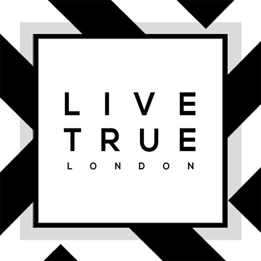 live true london logo