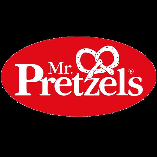 Mr Pretzels logo