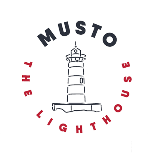 Musto The Lighthouse logo