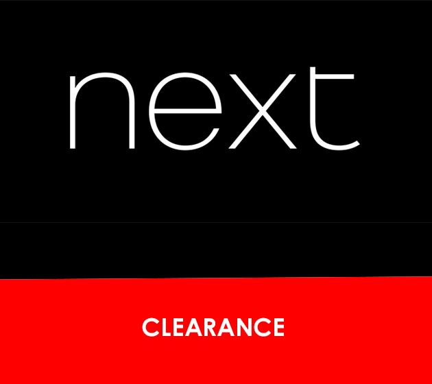 Next Clearance logo
