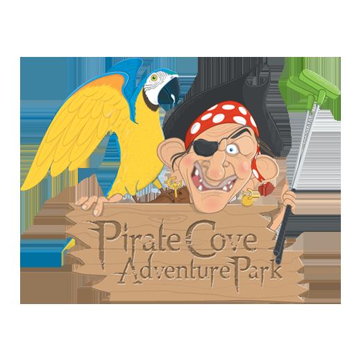Pirate Cove Adventure Park logo
