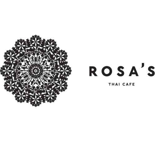 Rosa's Thai Café logo