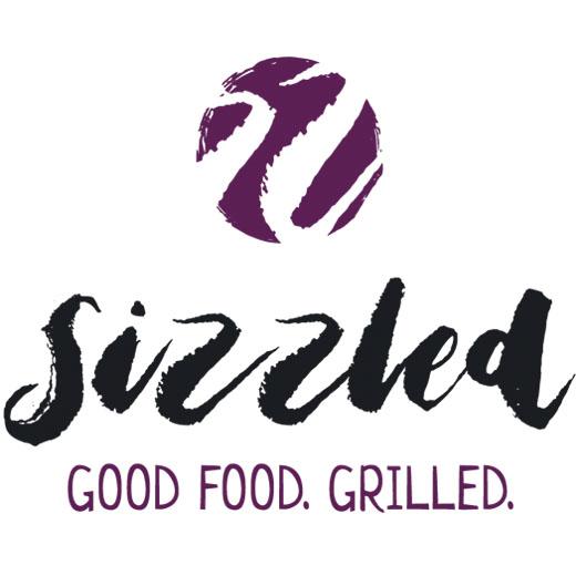 Sizzled  logo