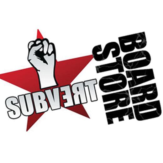 Subvert Boardstore logo