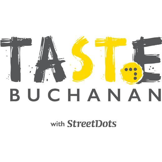 Taste Buchanan logo