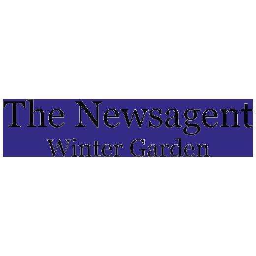 The Newsagent Winter Garden logo