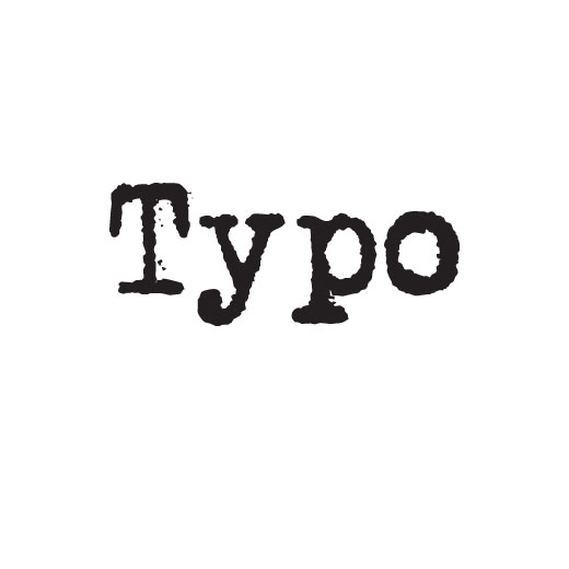 Image result for typo logo