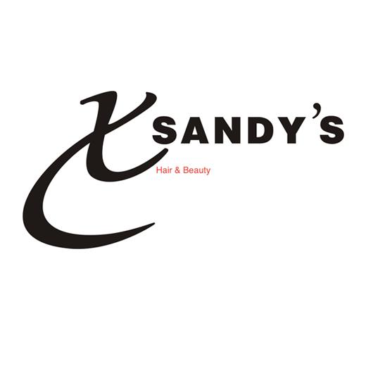 Xsandy's Hair & Beauty logo