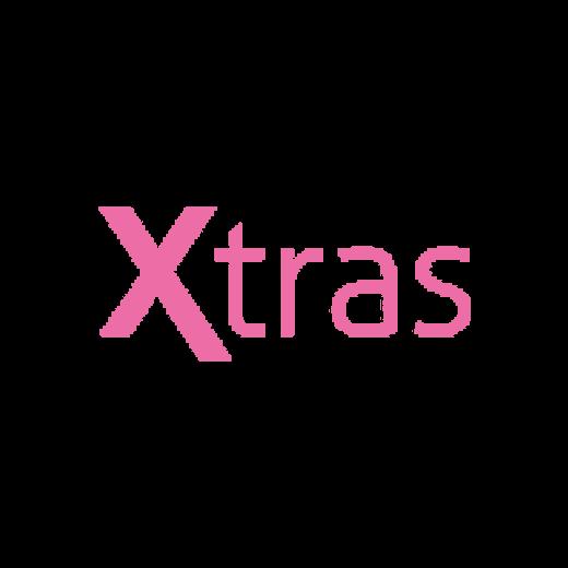 Xtras logo