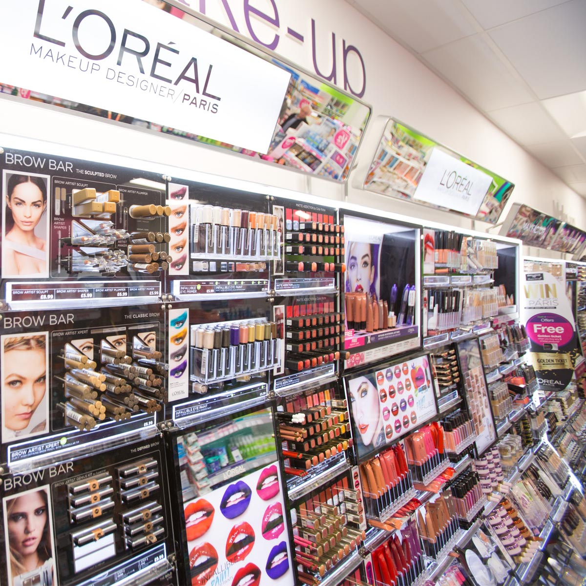 Superdrug Make Up Loreal