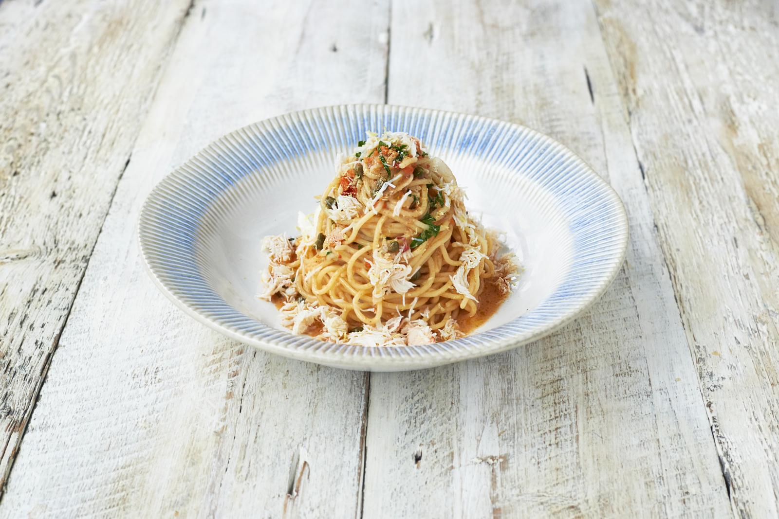Jamie's Italian Crab Spaghetti | WL3 (Remote)