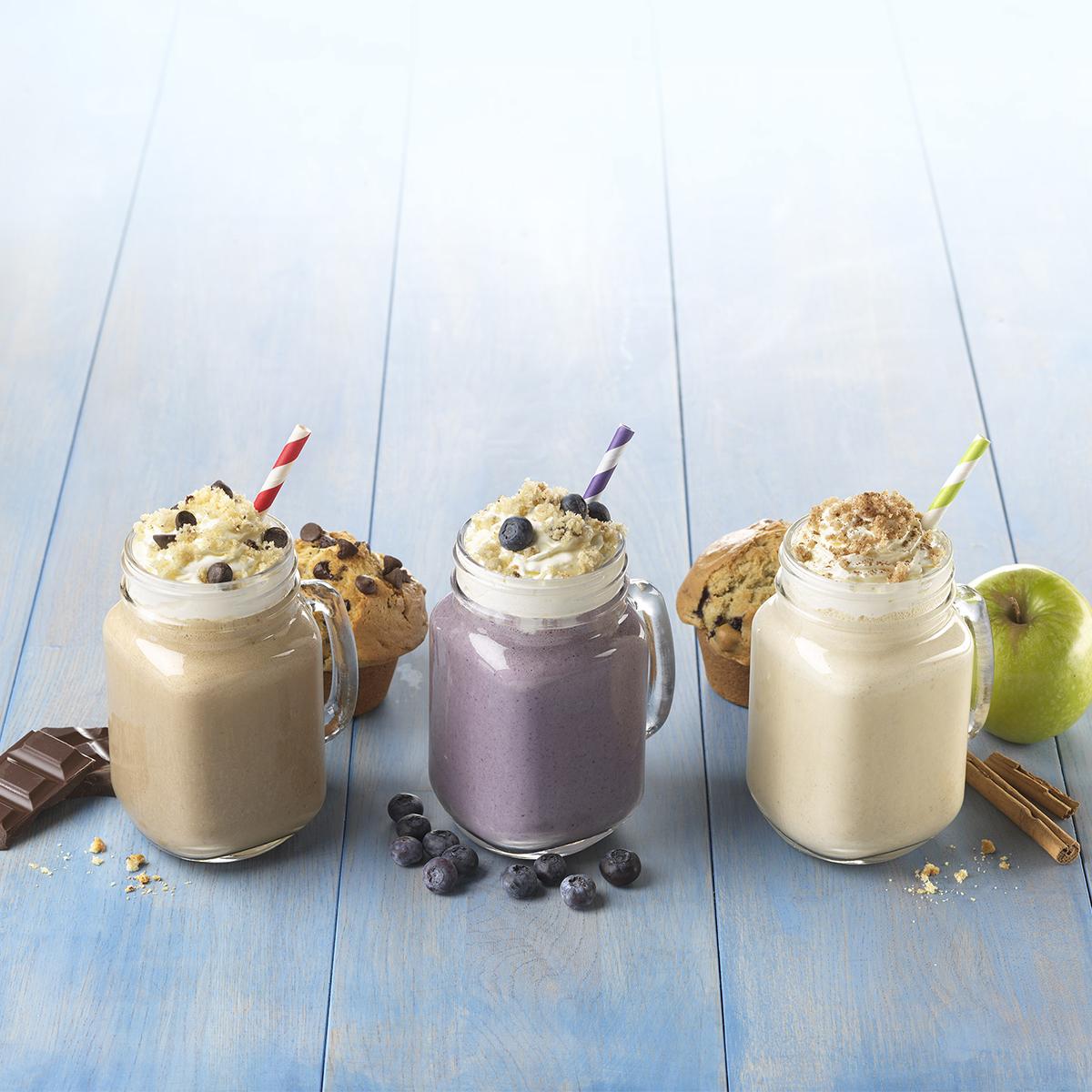 Muffin Shakes