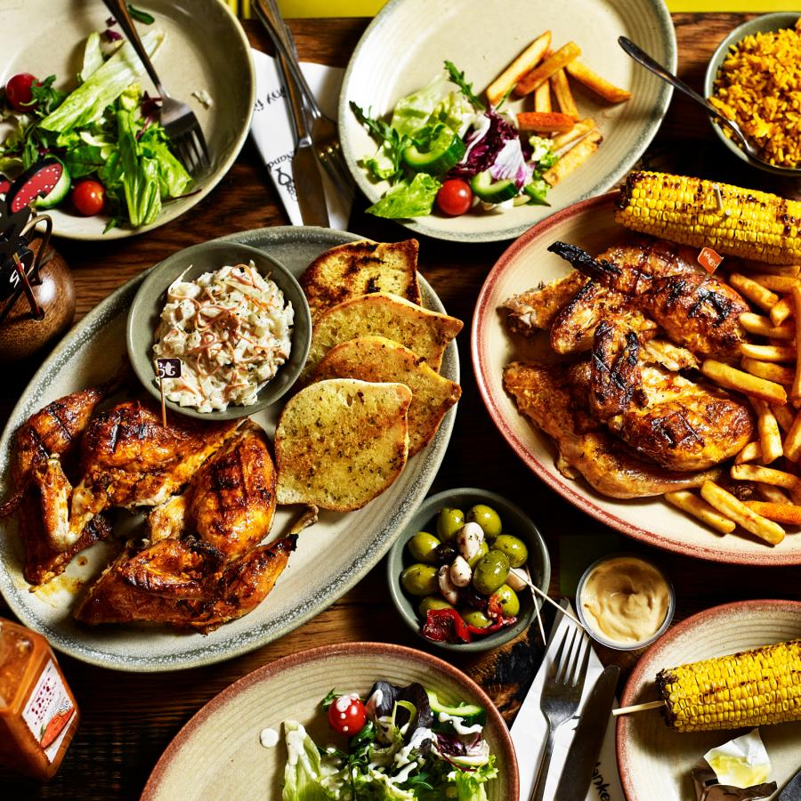 Nandos Food Gallery