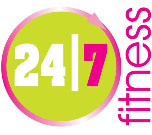 24/7 Fitness logo