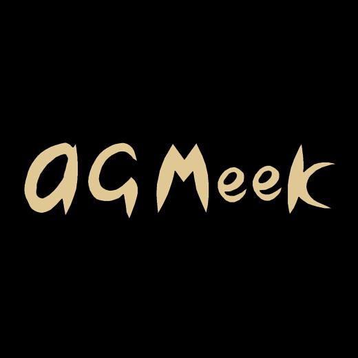 A G Meek logo