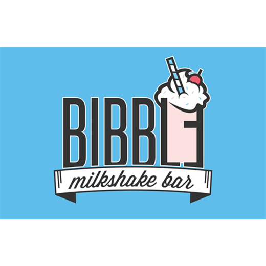 Bibble Milkshake Bar logo