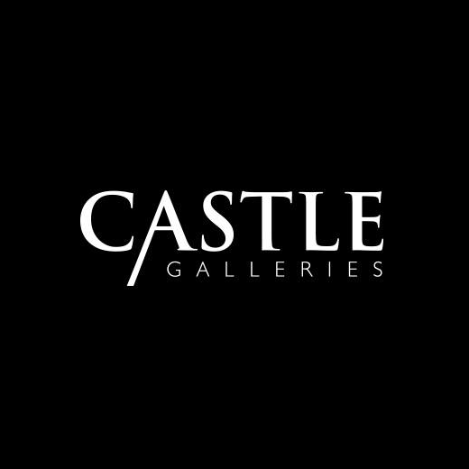 Castle Galleries logo