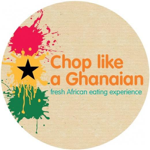 Chop Like a Ghanaian