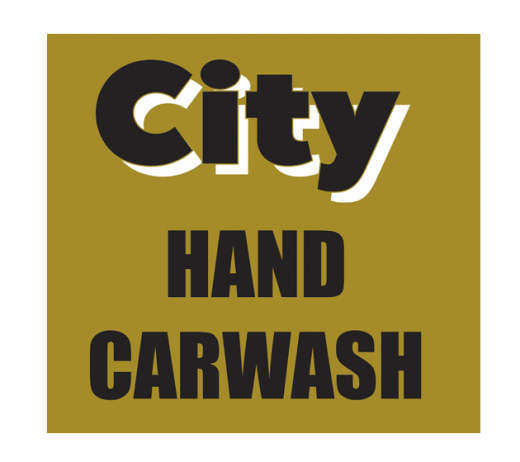 City Car Wash logo