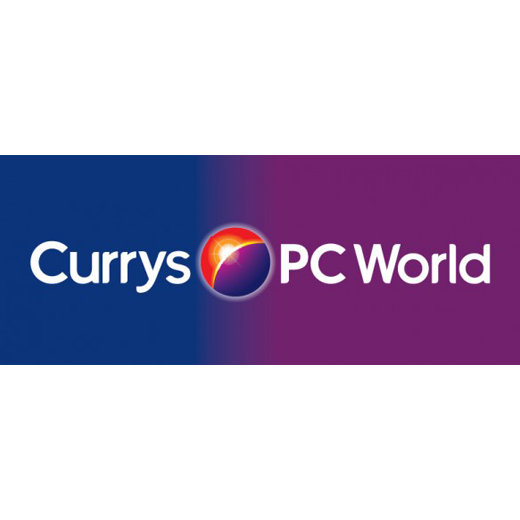 Currys PC World featuring Carphone Warehouse logo