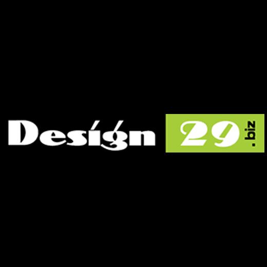 Design 29 logo