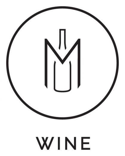 M Wine Store  logo