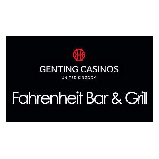 Fahrenheit Bar and Grill logo