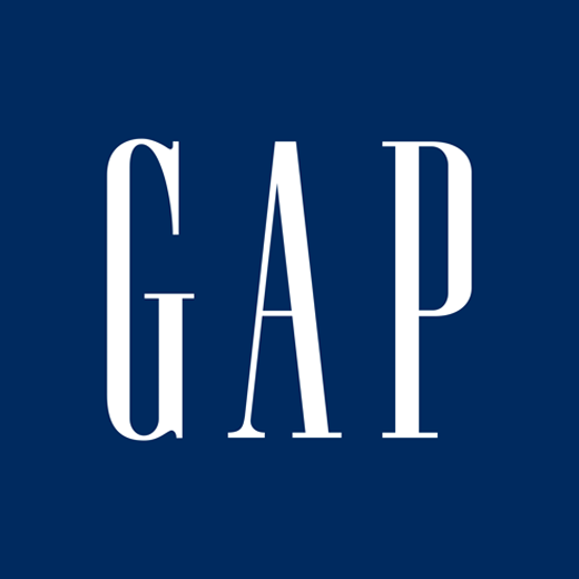 Gap at One New Change logo