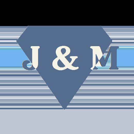 J & M Jewellers logo