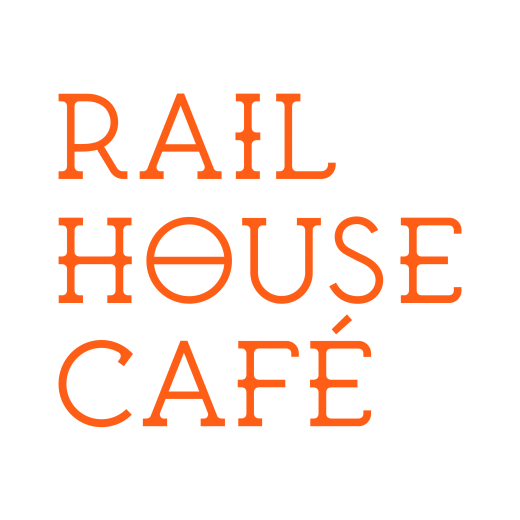 Rail House Cafe  logo