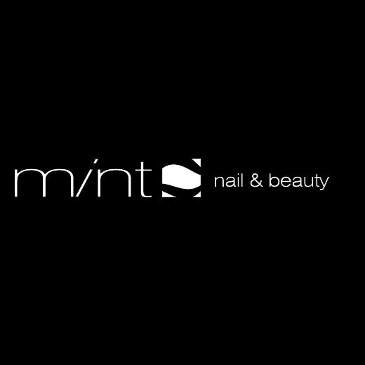 Mint Nail and Beauty Bar logo