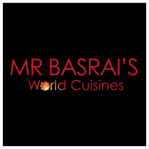 Mr Barsrai's World Cuisines logo