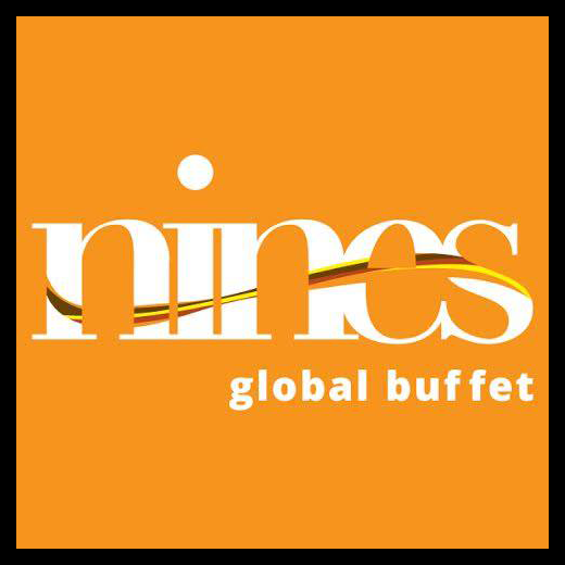 Nines Global Buffet logo