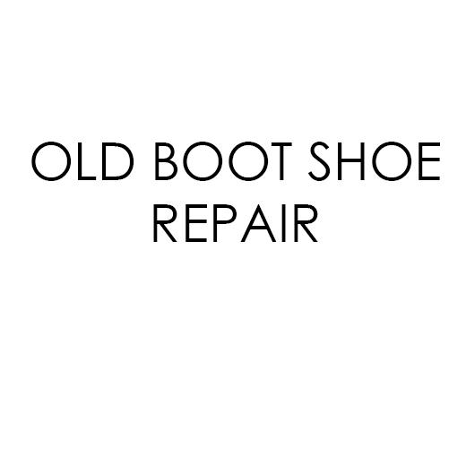 Old Boot Shoe Repair  logo