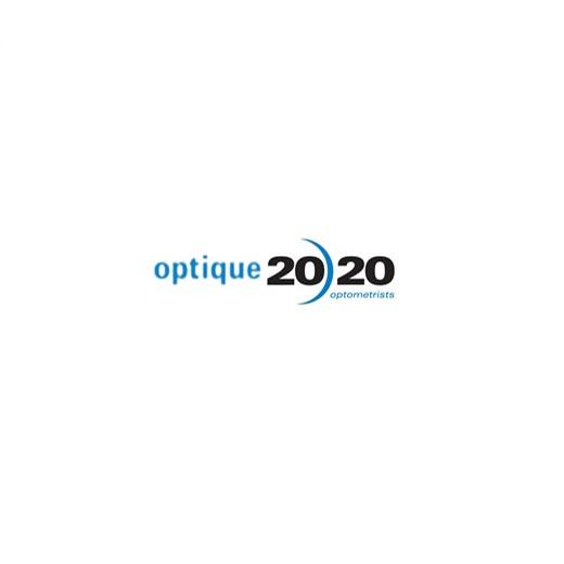 Optique 20 20 logo